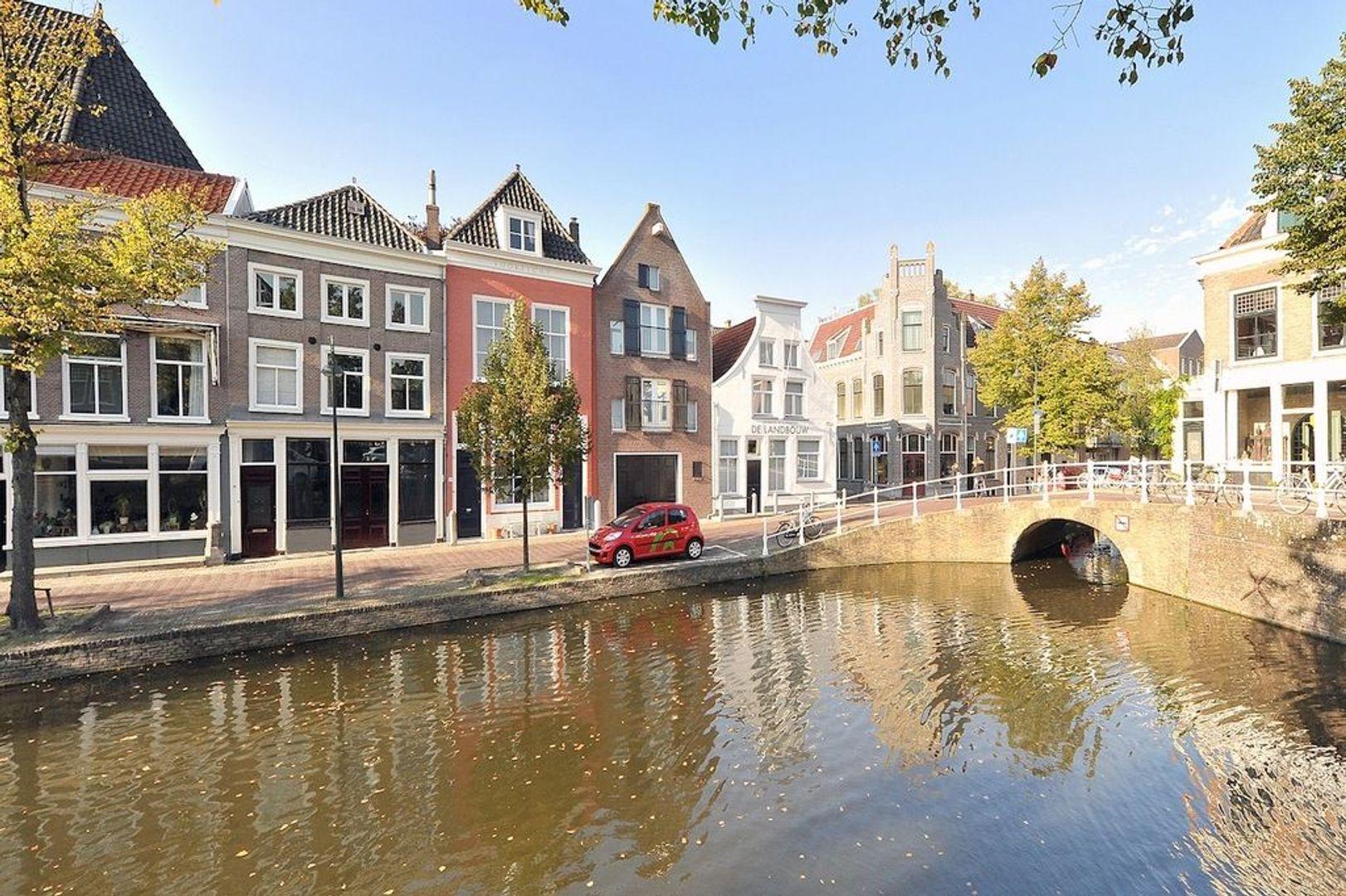 Kolk 16 A, Delft foto-1
