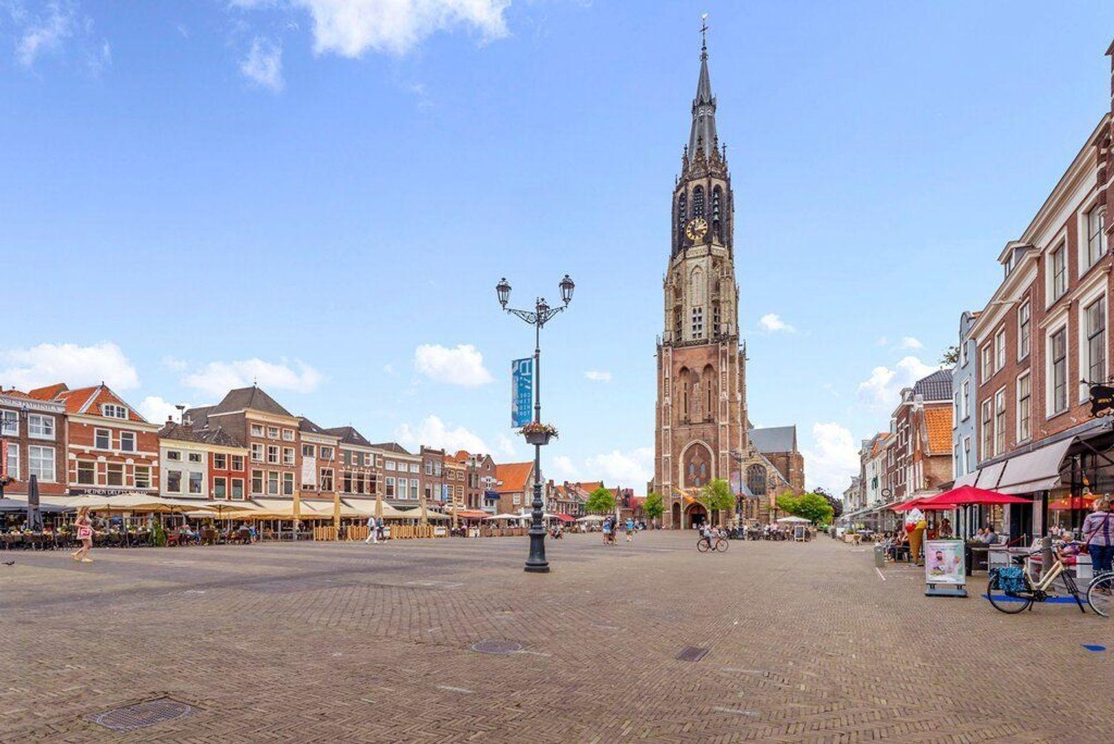 Vrouwenregt 13 C, Delft foto-22