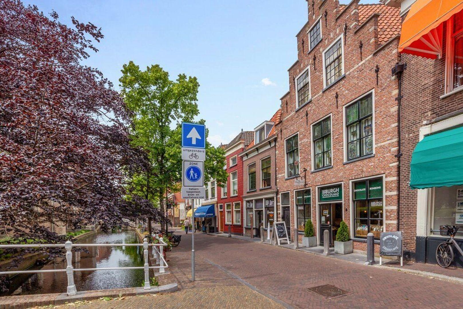 Vrouwenregt 13 C, Delft foto-17