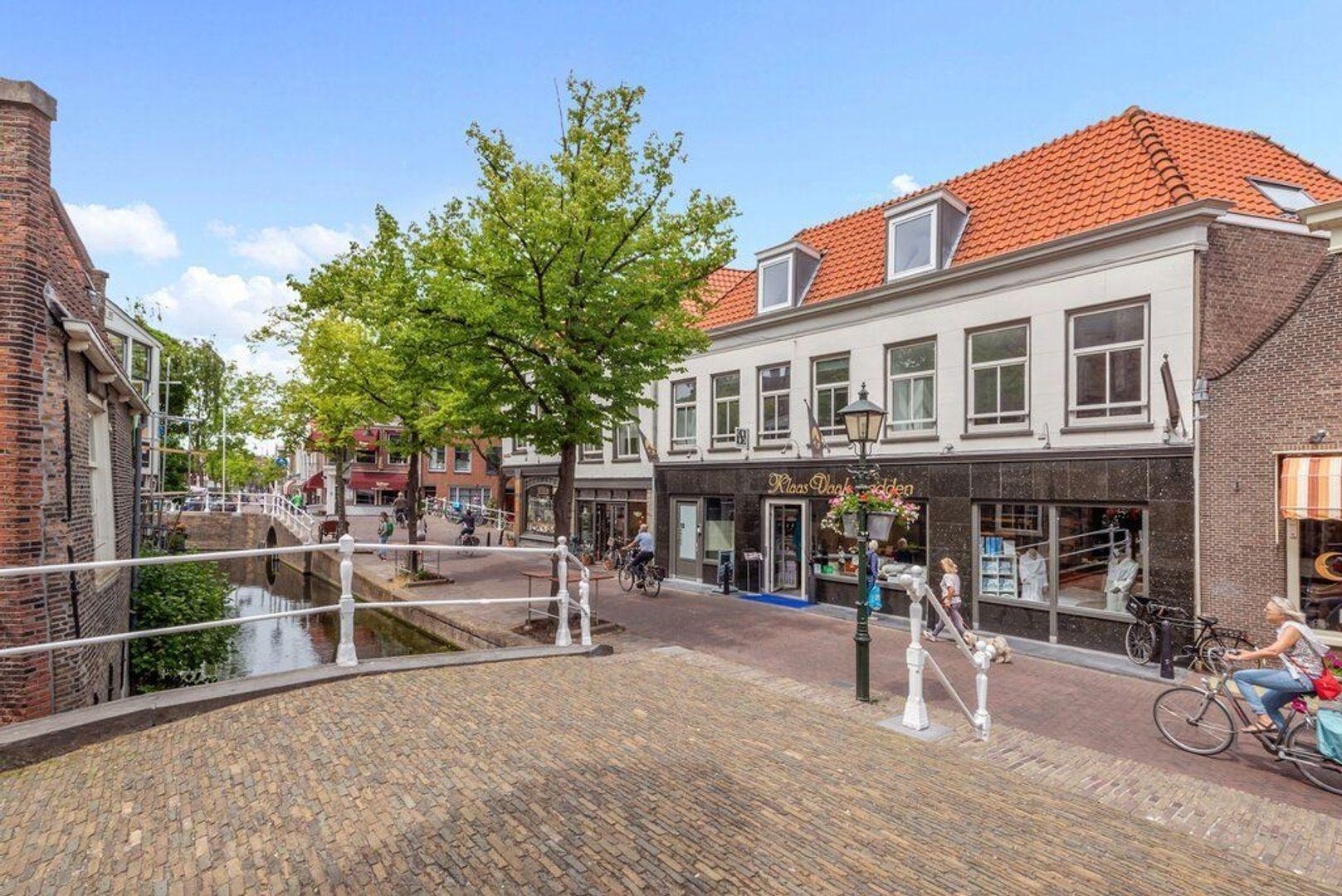 Vrouwenregt 13 C, Delft foto-16