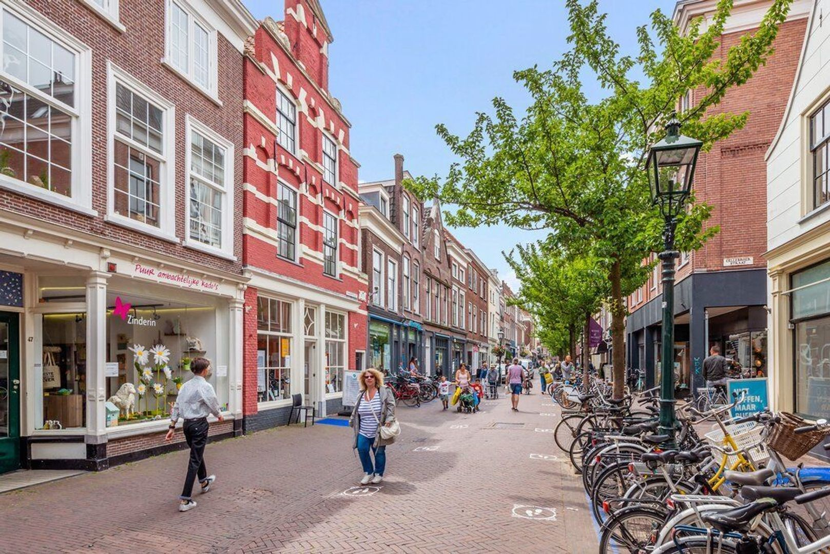 Vrouwenregt 13 C, Delft foto-18