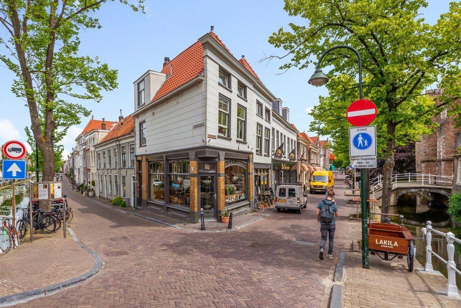 Vrouwenregt 13 D, Delft foto-1