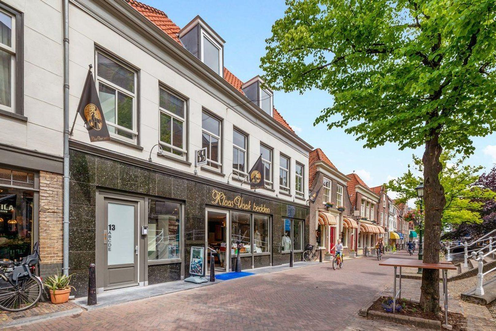 Vrouwenregt 13 D, Delft foto-2