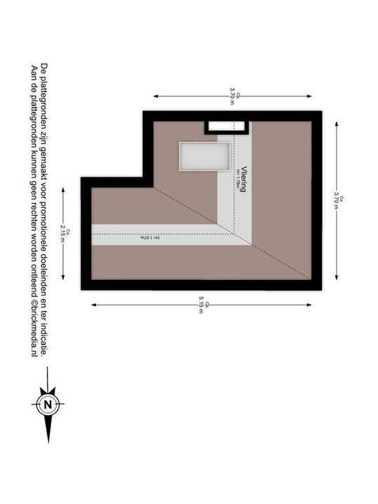 Nieuwelaan 182, Delft plattegrond-3
