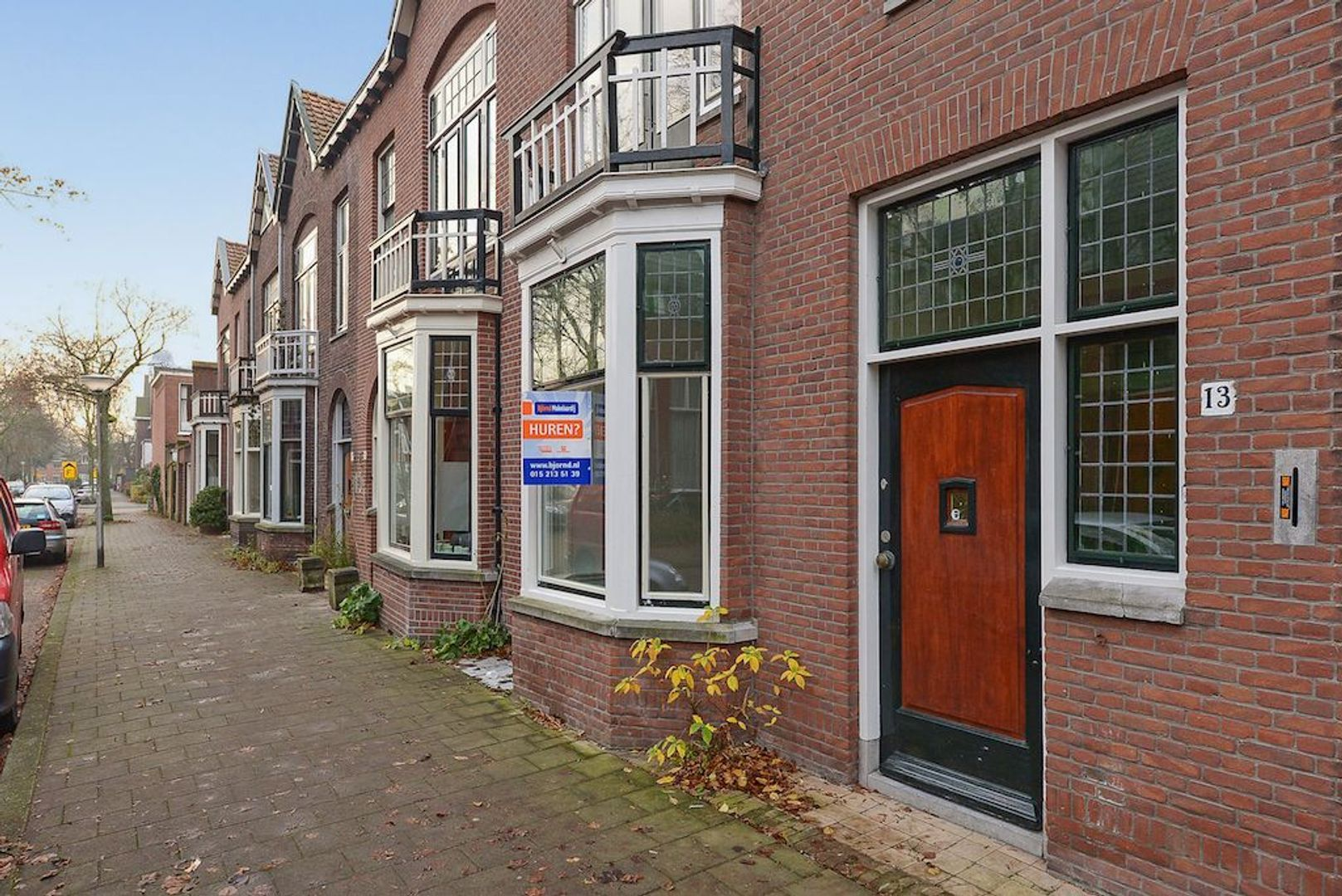 Maerten Trompstraat 13, Delft foto-1