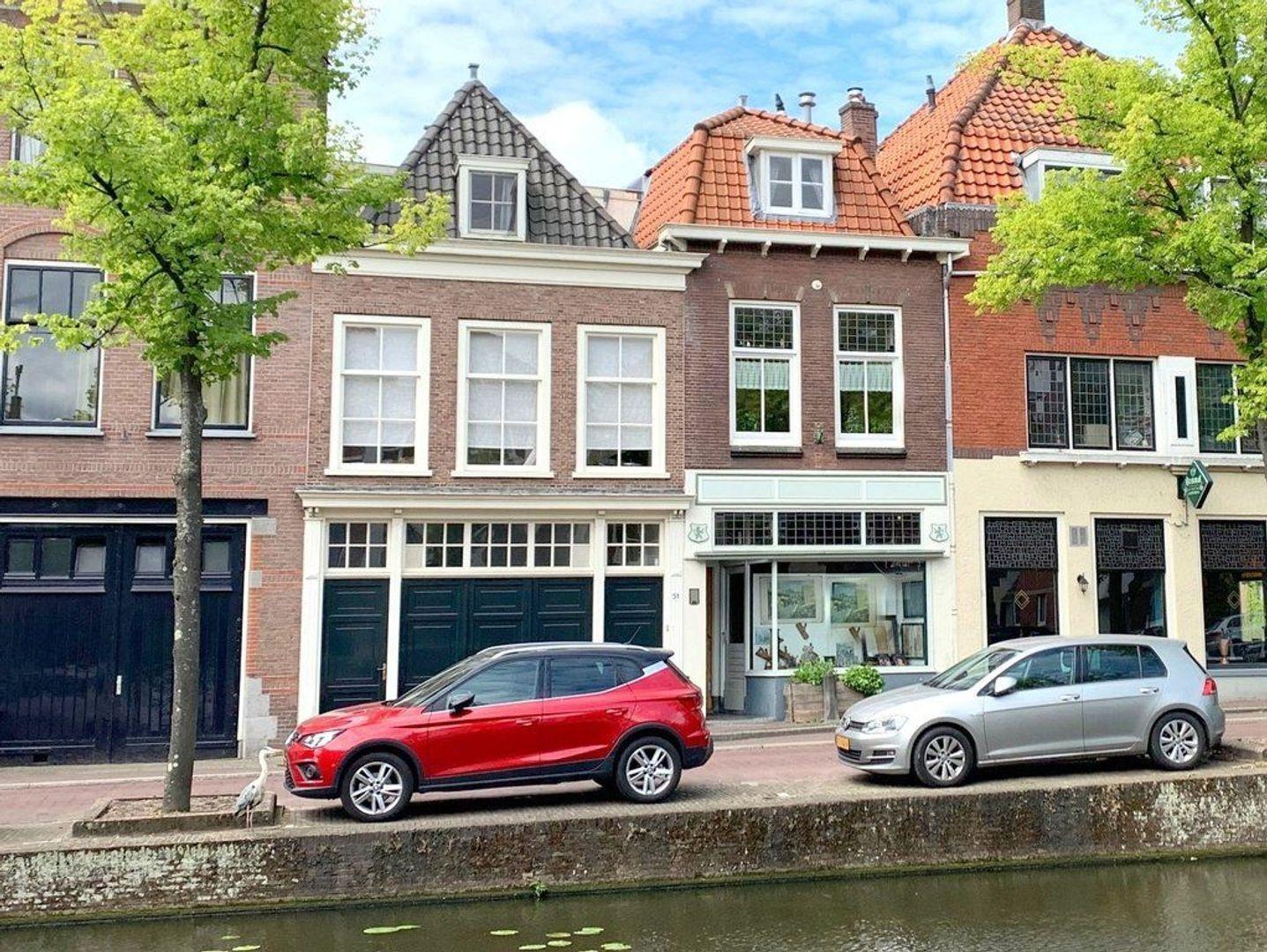 Noordeinde 51, Delft foto-0