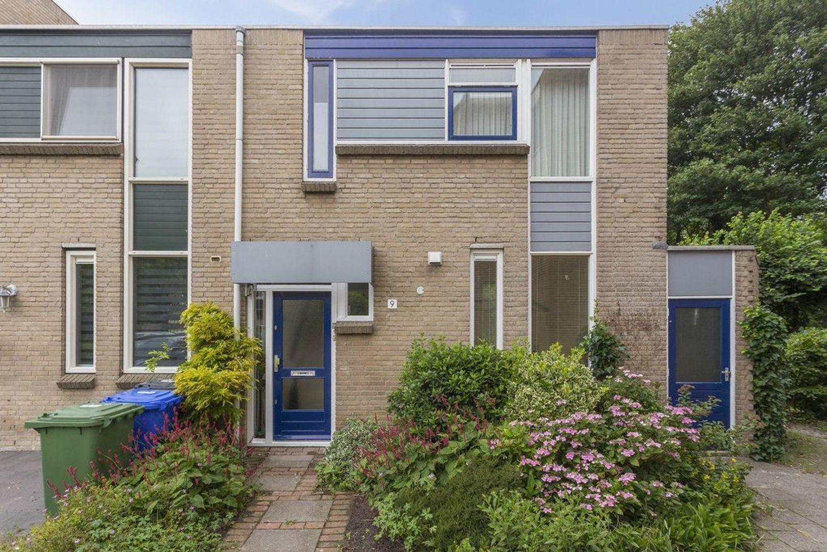 Eekhoornhof 9, Delft foto-1