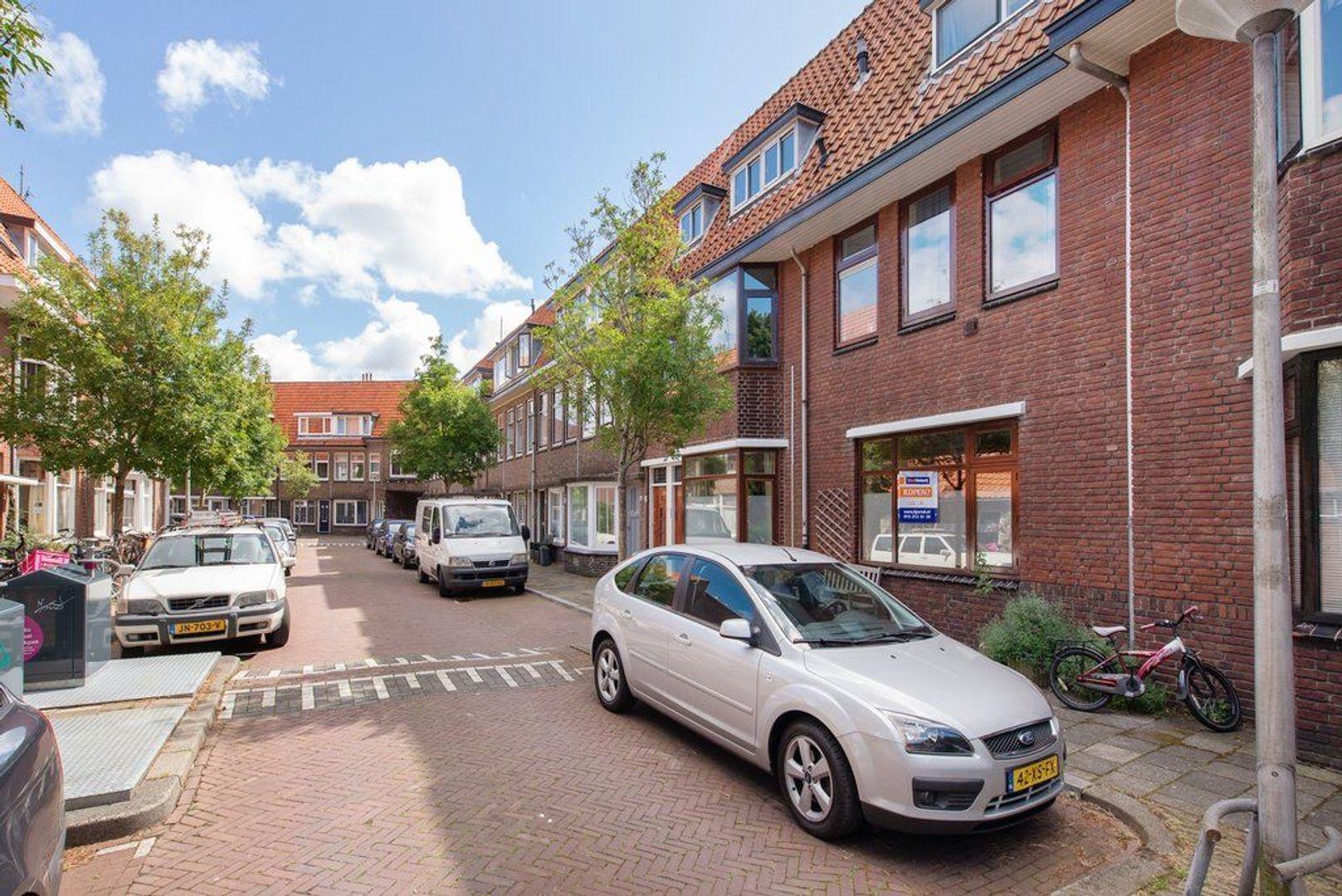 Caspar Fagelstraat 2, Delft foto-1