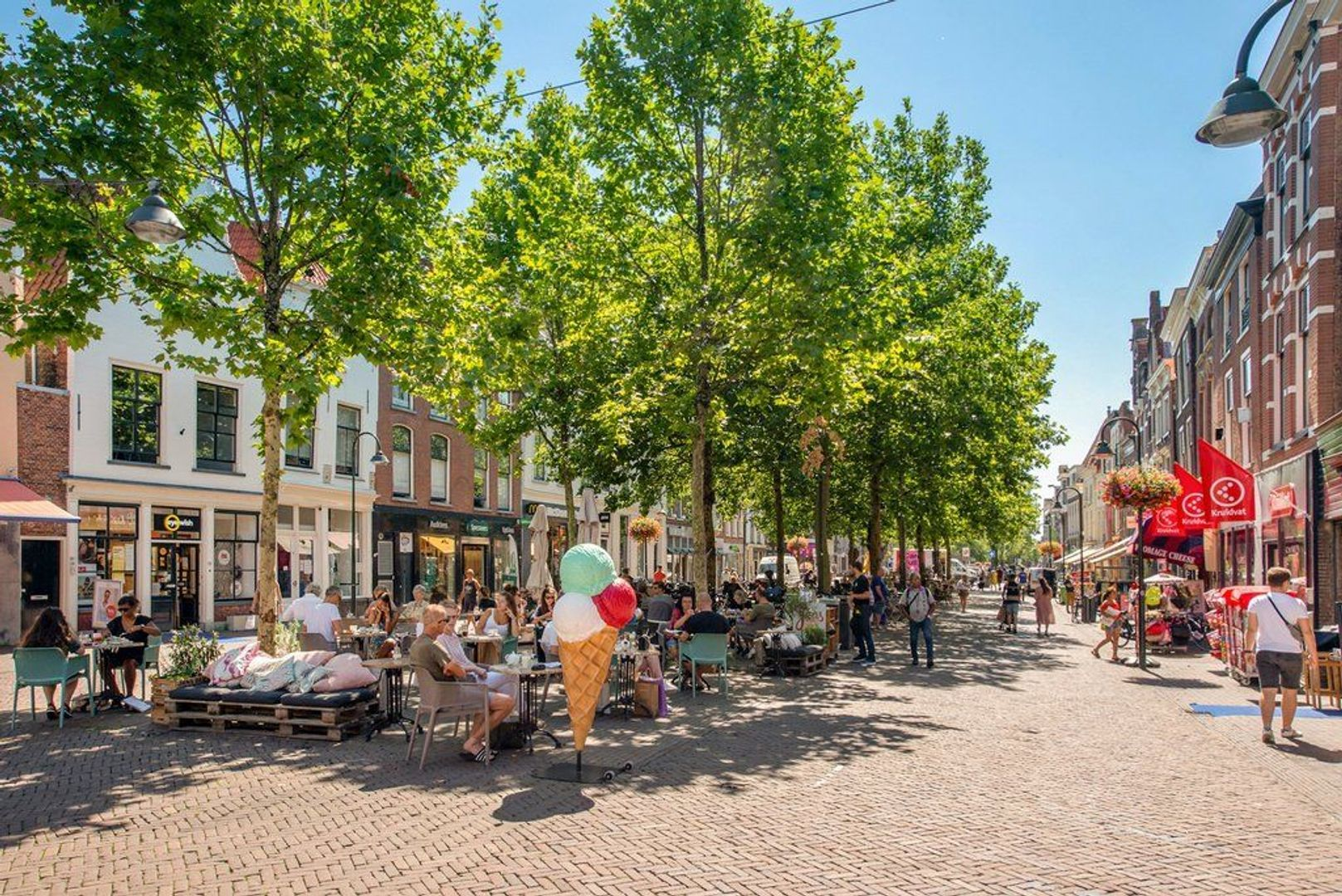 Oude Langendijk 18 A, Delft foto-20