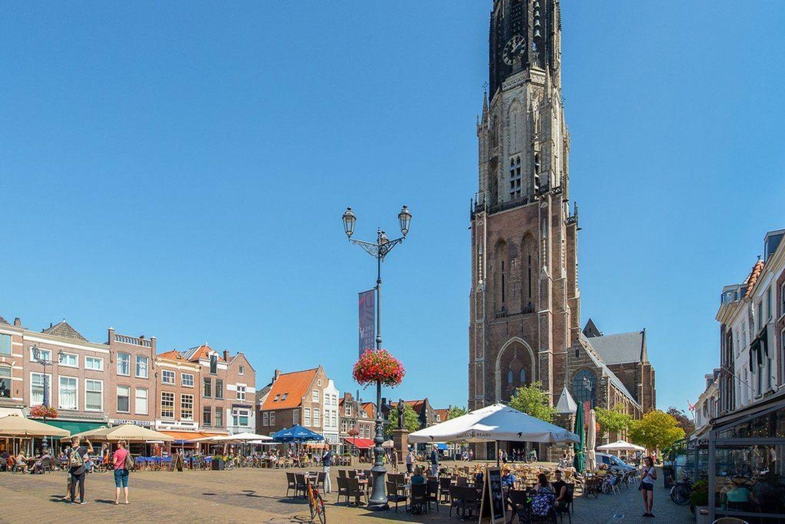 Oude Langendijk 18 A, Delft foto-22
