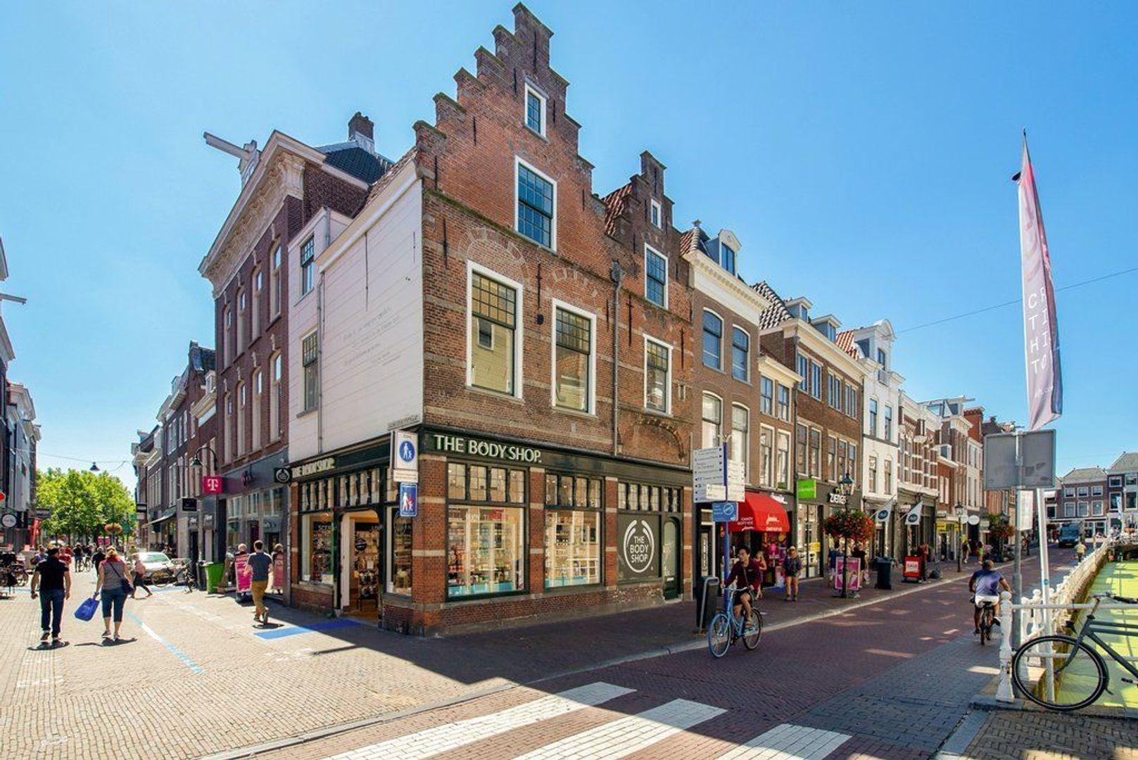 Oude Langendijk 18 B, Delft foto-0