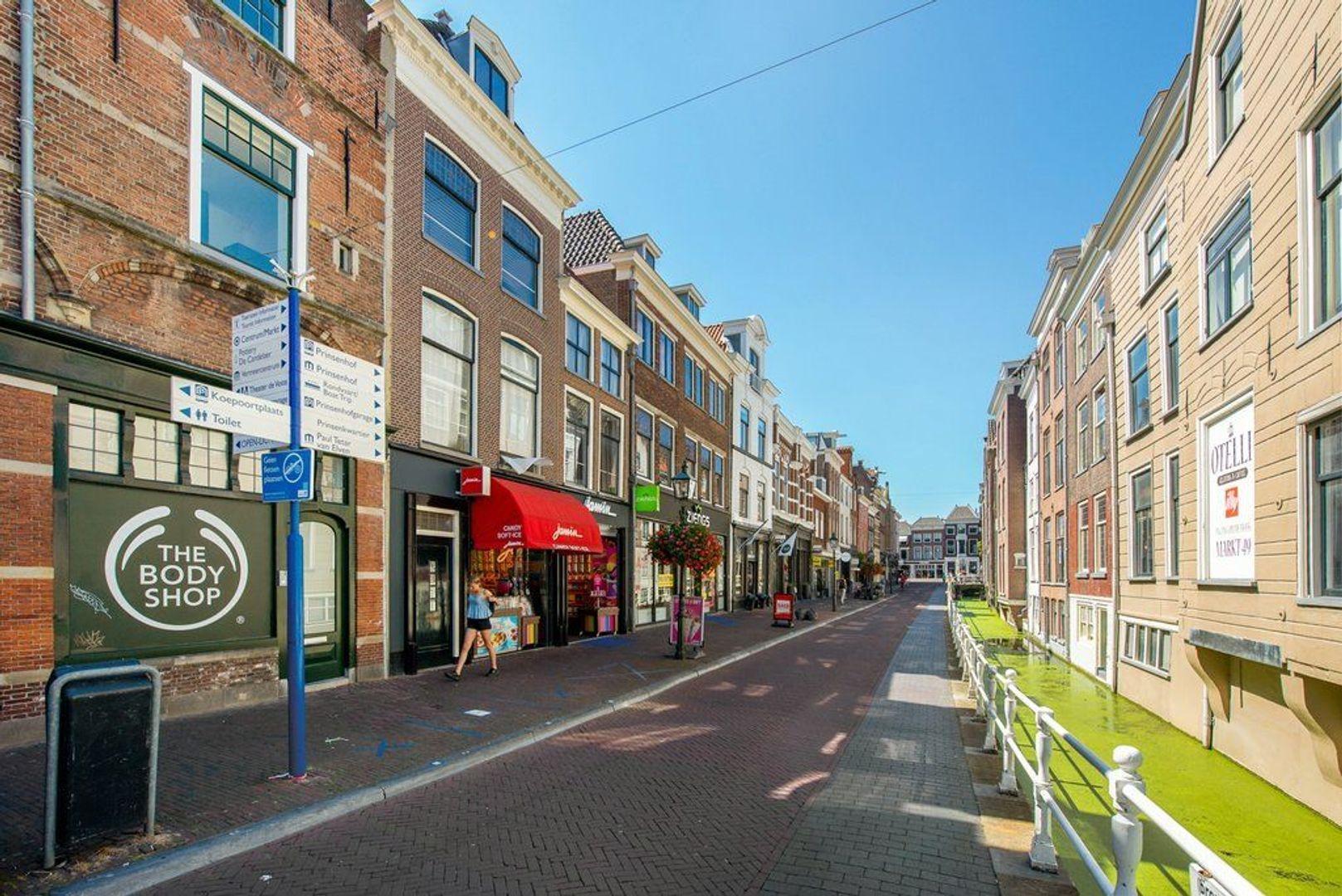 Oude Langendijk 18 B, Delft foto-2