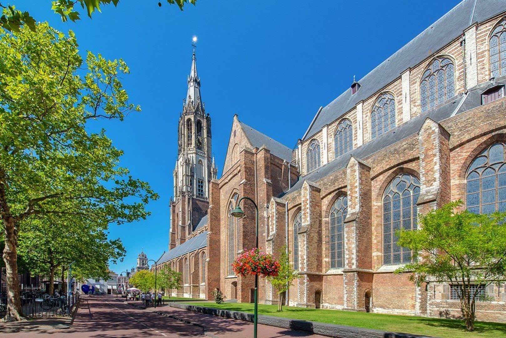 Oude Langendijk 18 B, Delft foto-26