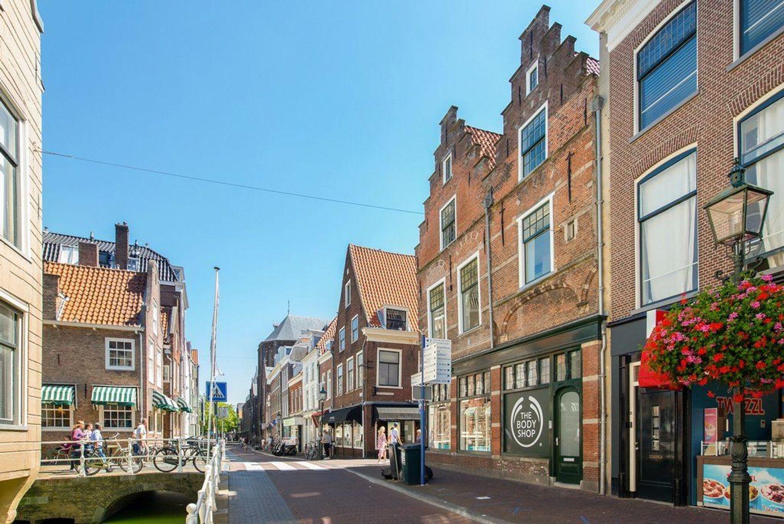 Oude Langendijk 18 B, Delft foto-21