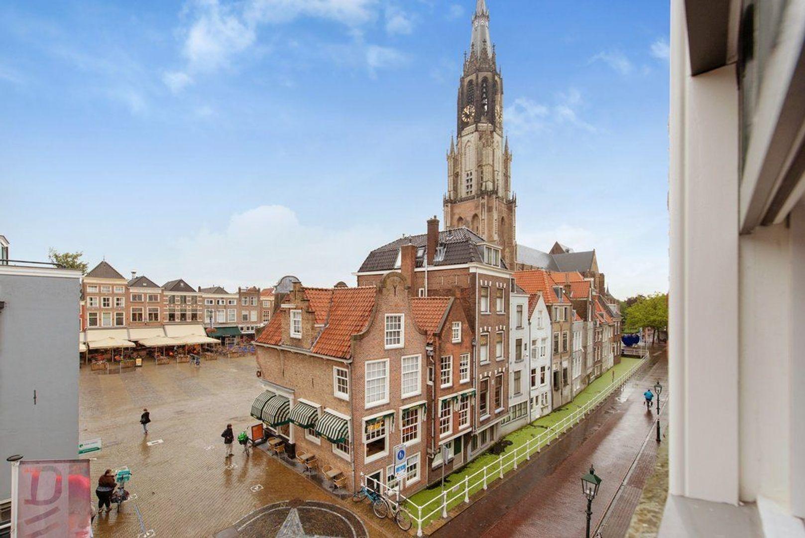 Oude Langendijk 18 B, Delft foto-12