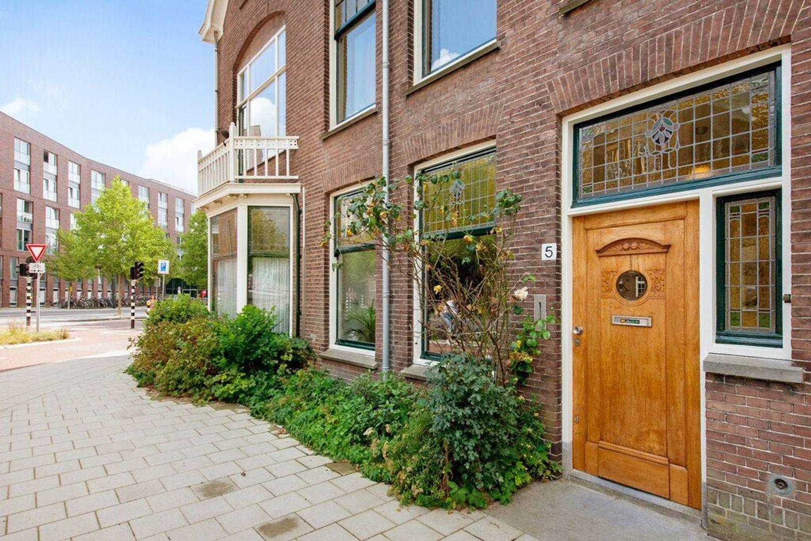 Mijnbouwplein 5, Delft foto-1