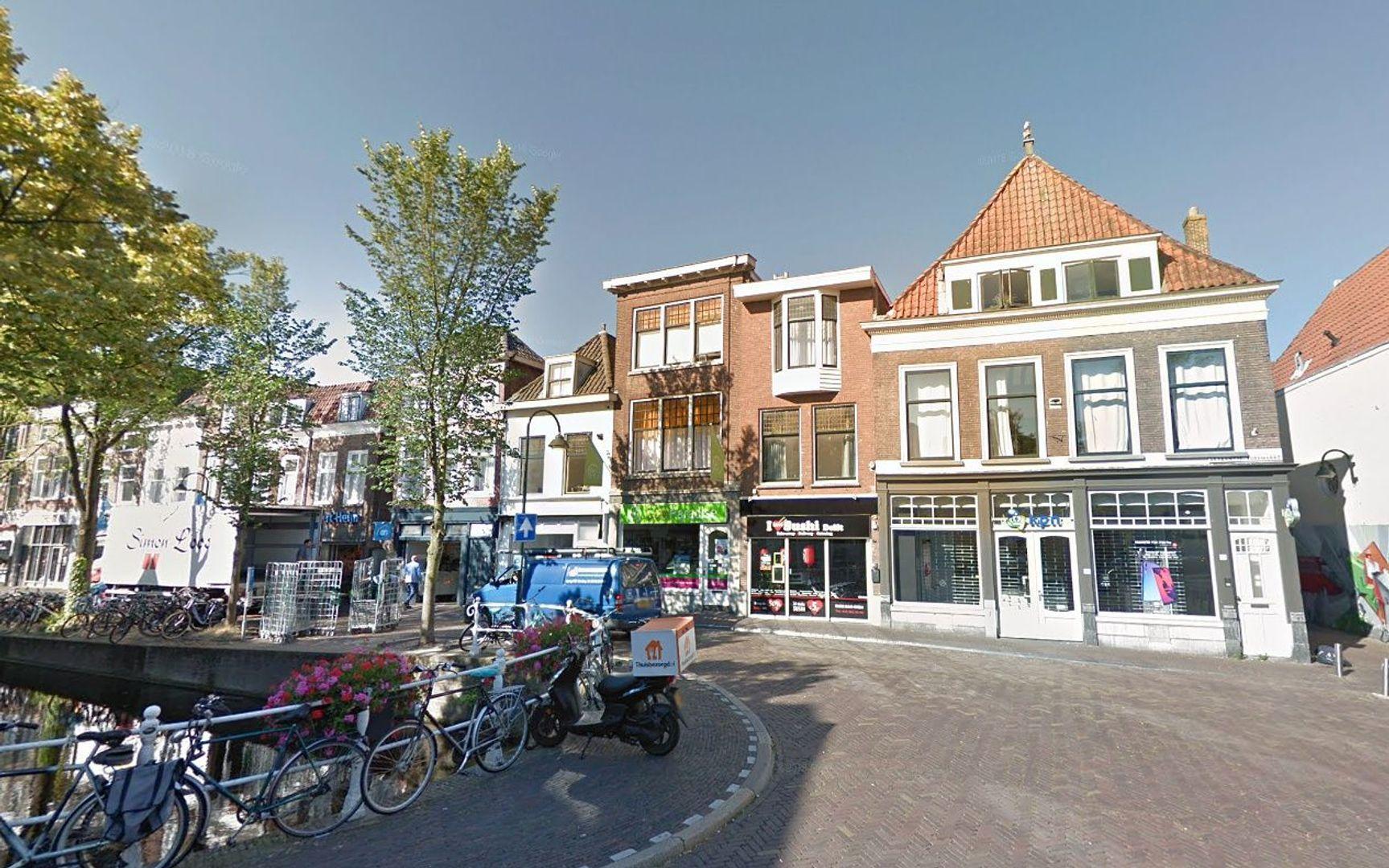 Brabantse Turfmarkt 47 II, Delft foto-1