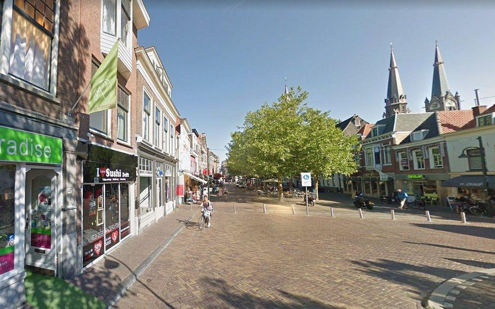 Brabantse Turfmarkt 47 I, Delft foto-1
