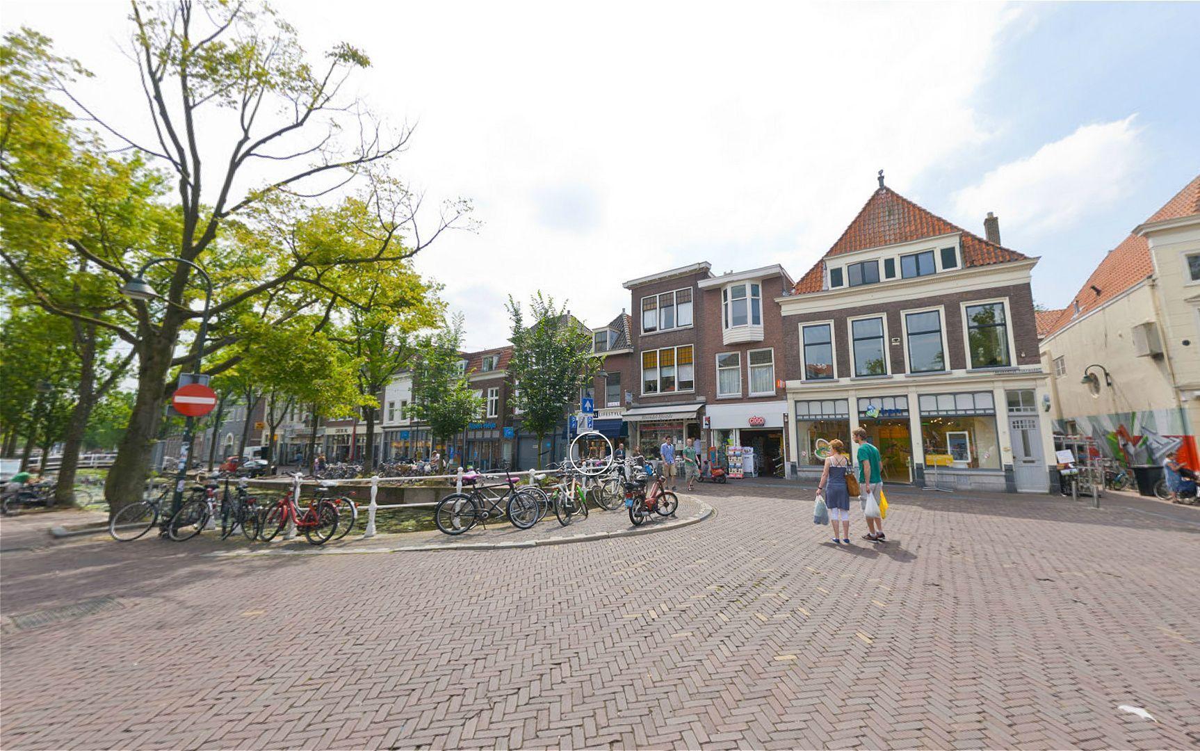 Brabantse Turfmarkt 43 III, Delft foto-13