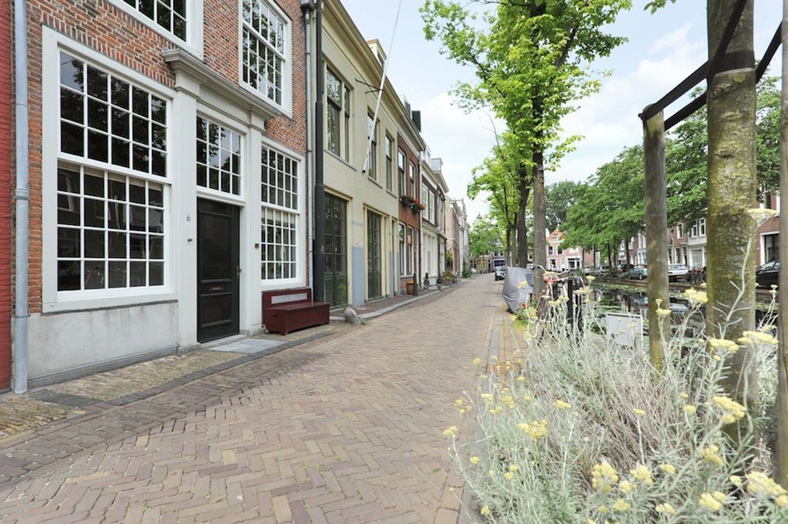 Achterom 6, Delft foto-1