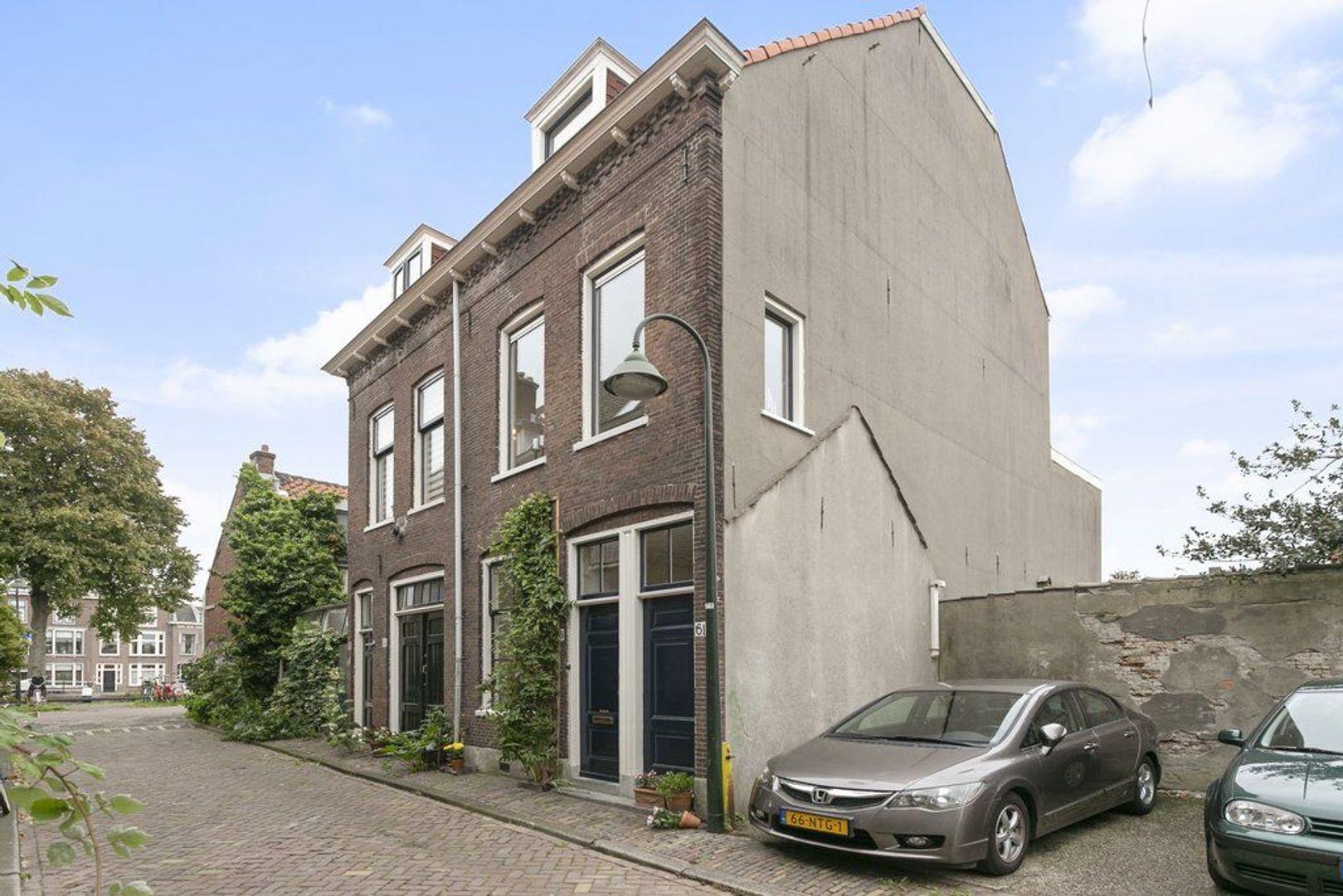 Donkerstraat 61 63, Delft foto-0