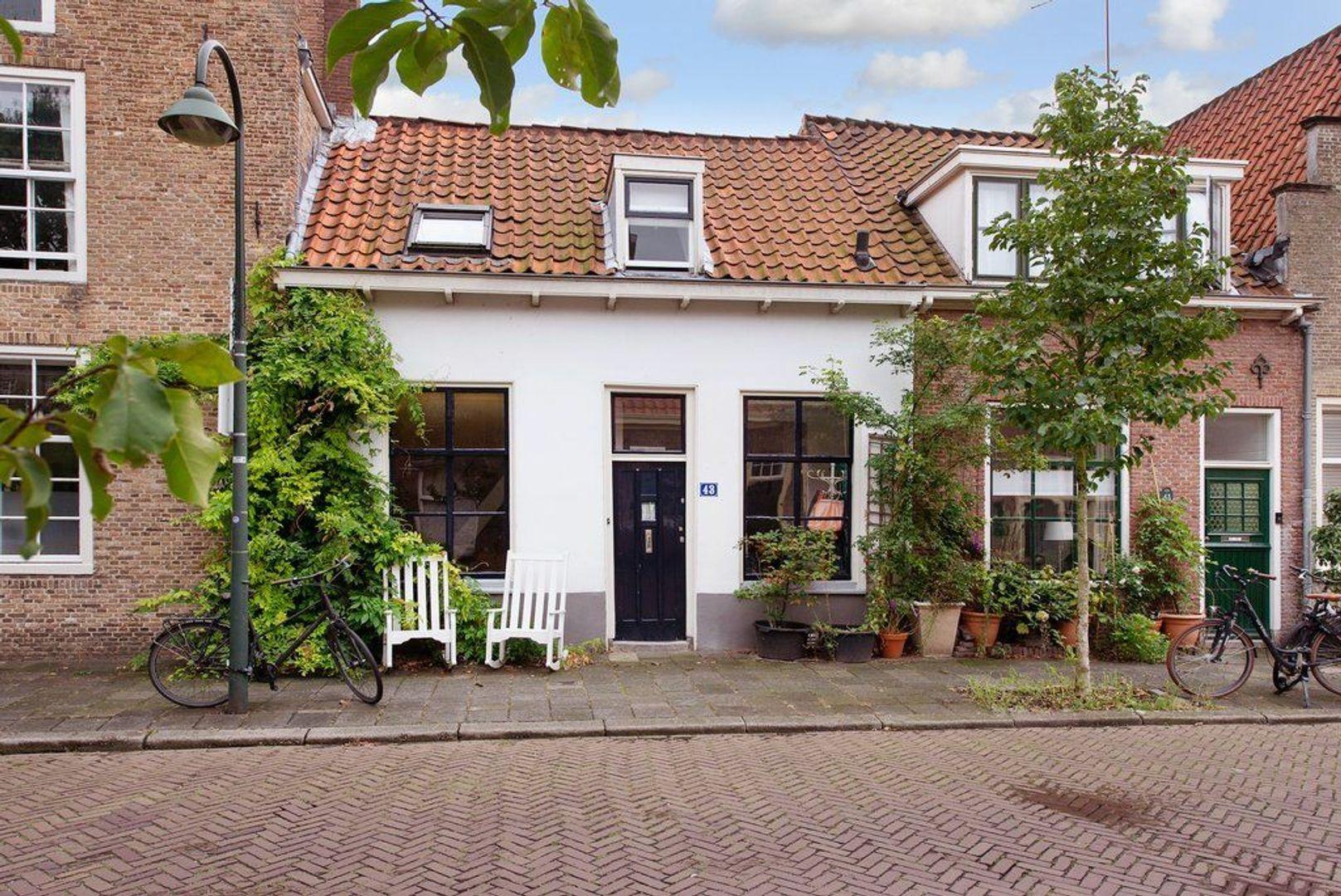 Van der Mastenstraat 43, Delft foto-0
