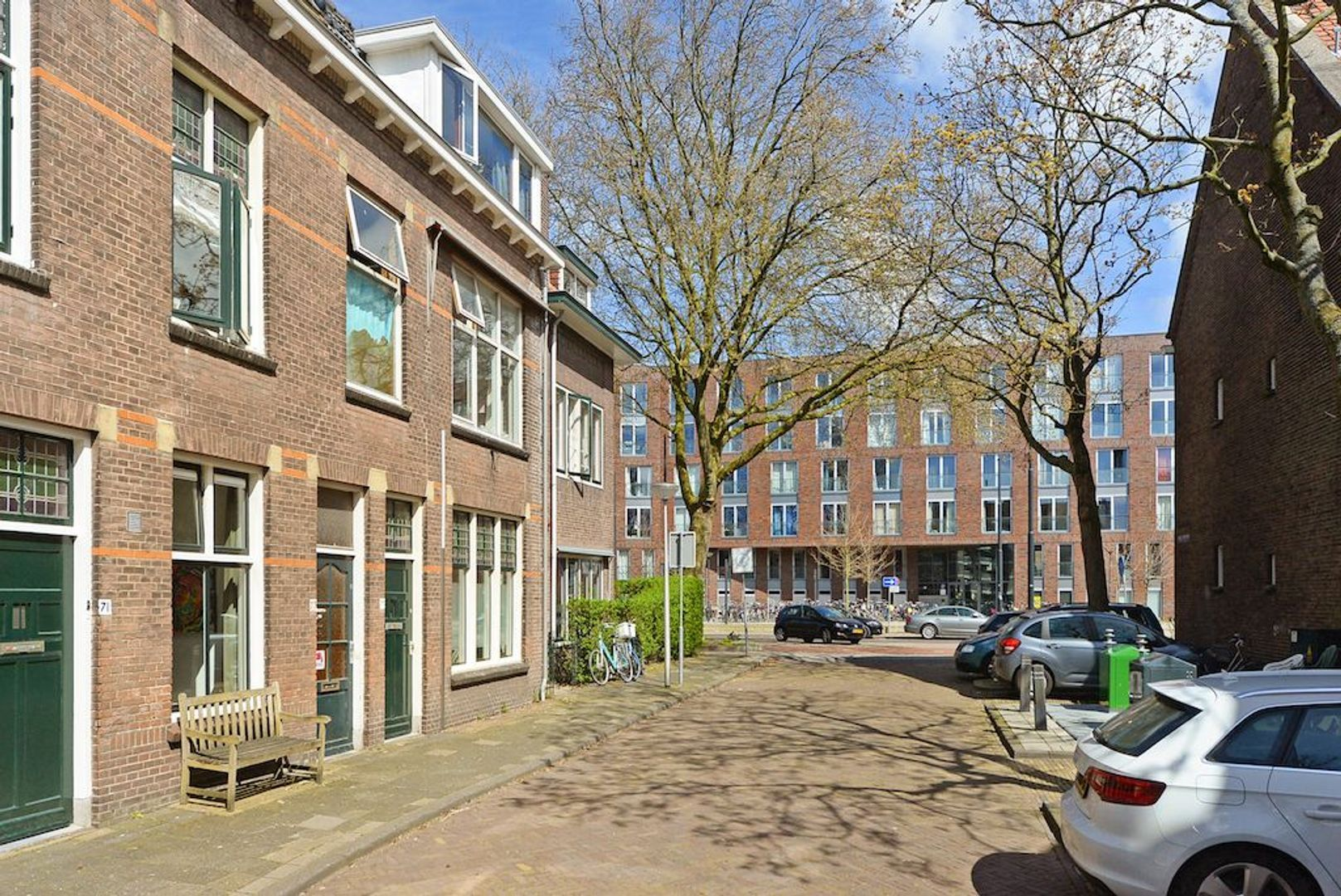 Cornelis Trompstraat 71, Delft foto-0