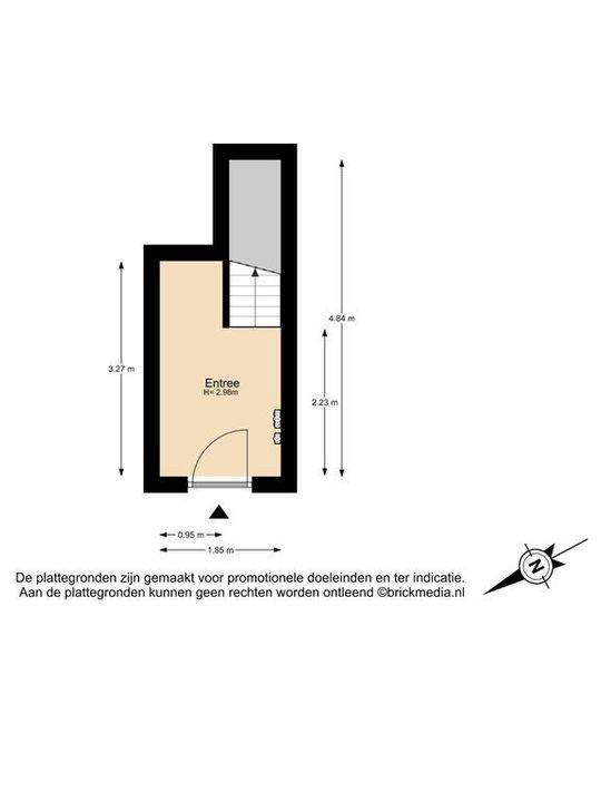 Hof van Delftlaan 77, Delft plattegrond-0