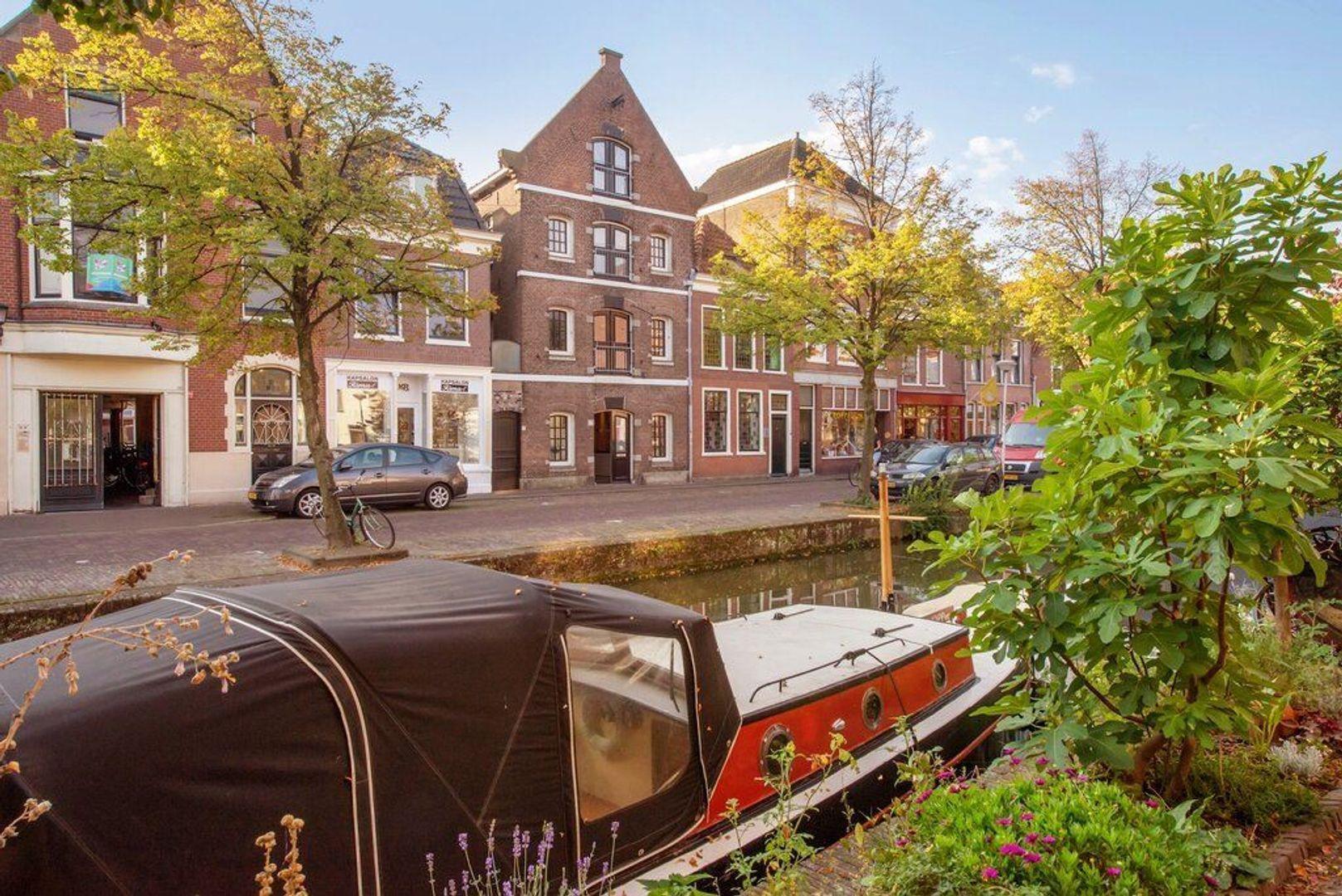 Buitenwatersloot 27, Delft foto-1