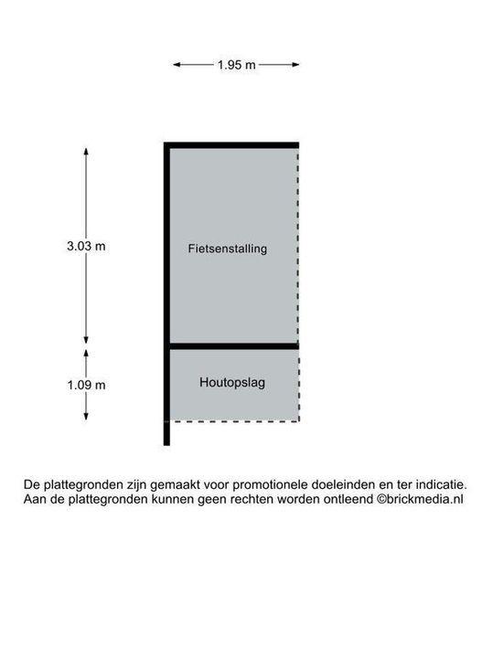 Buitenwatersloot 27, Delft plattegrond-6