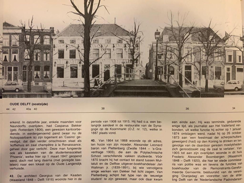 Oude Delft 40, Delft foto-63