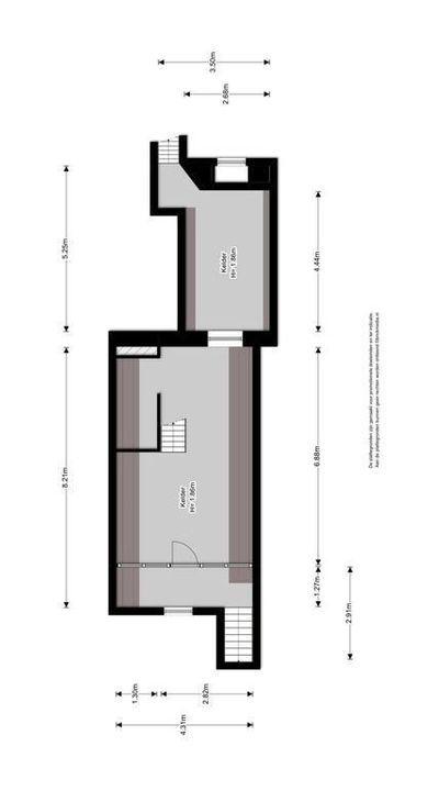 Oude Delft 40, Delft plattegrond-5