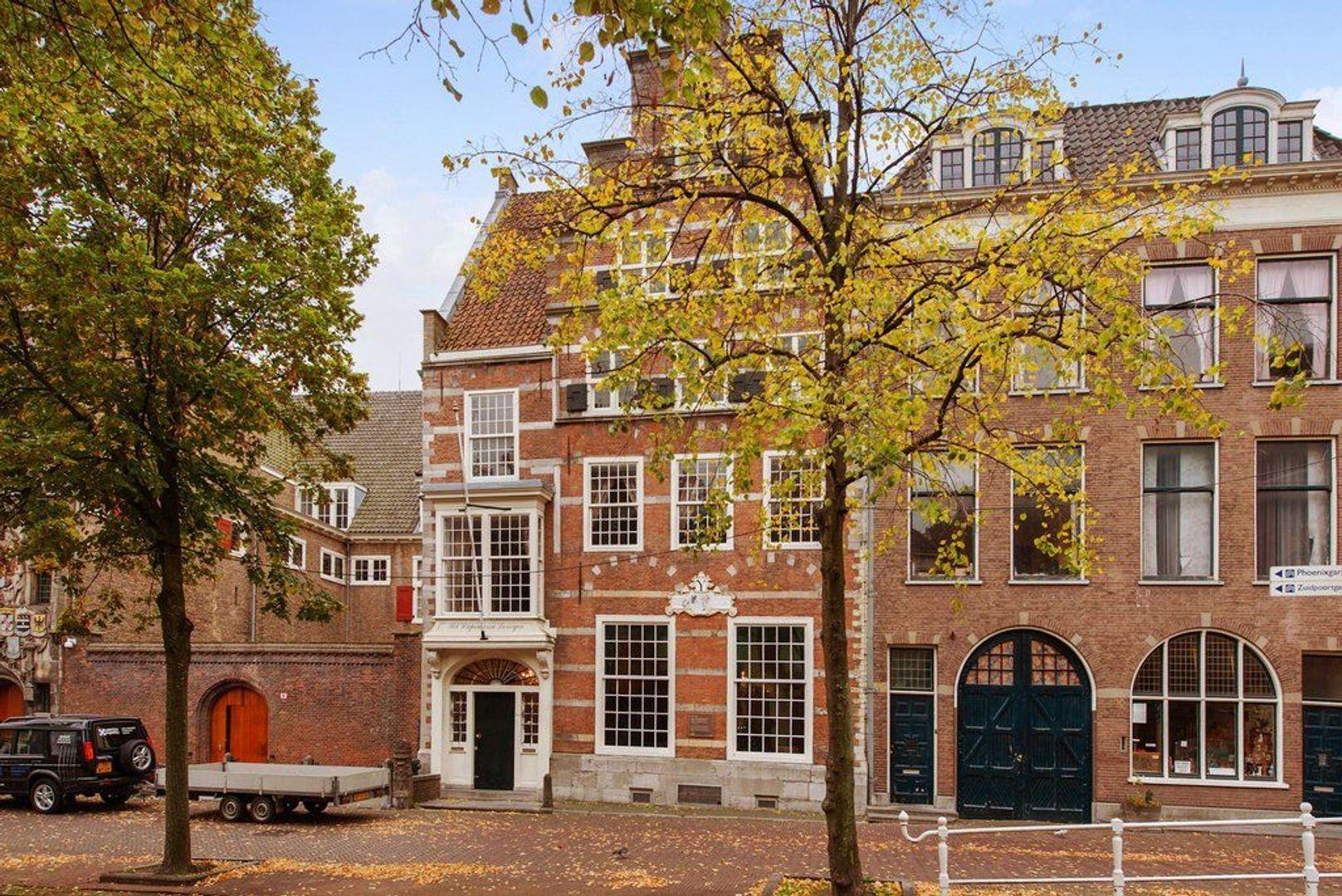 Oude Delft 169 F, Delft foto-0