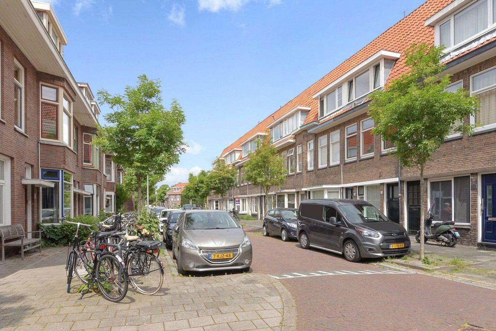 Caspar Fagelstraat 30, Delft foto-1