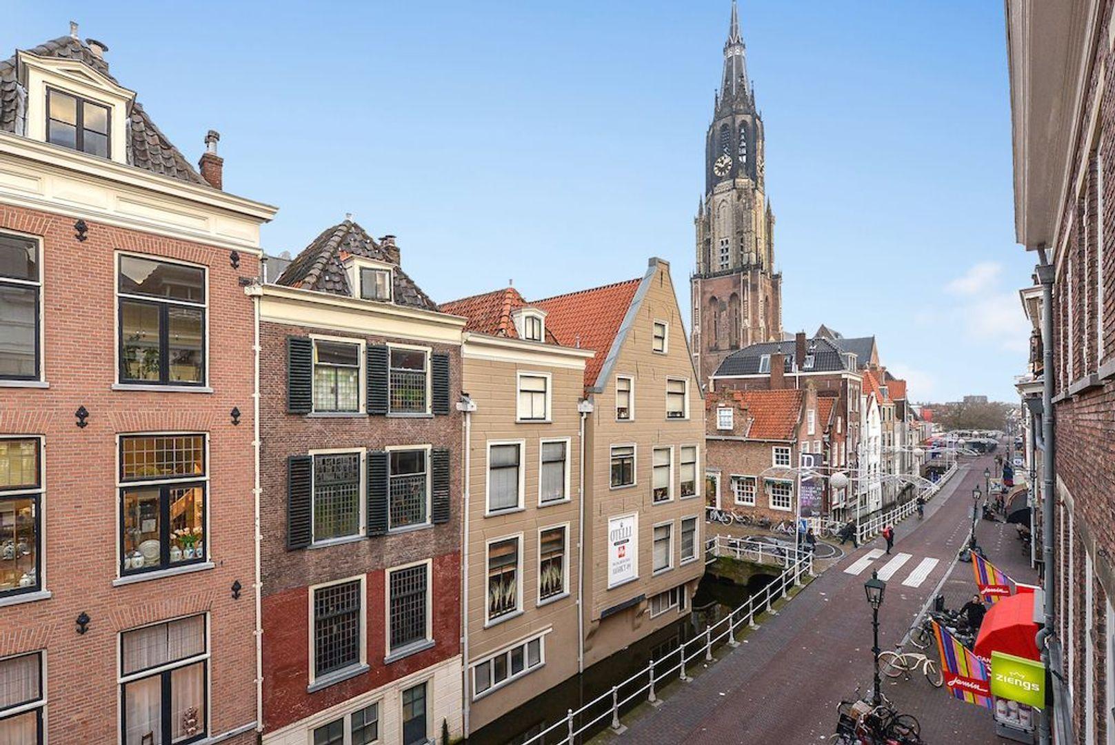 Oude Langendijk 12 C, Delft foto-9