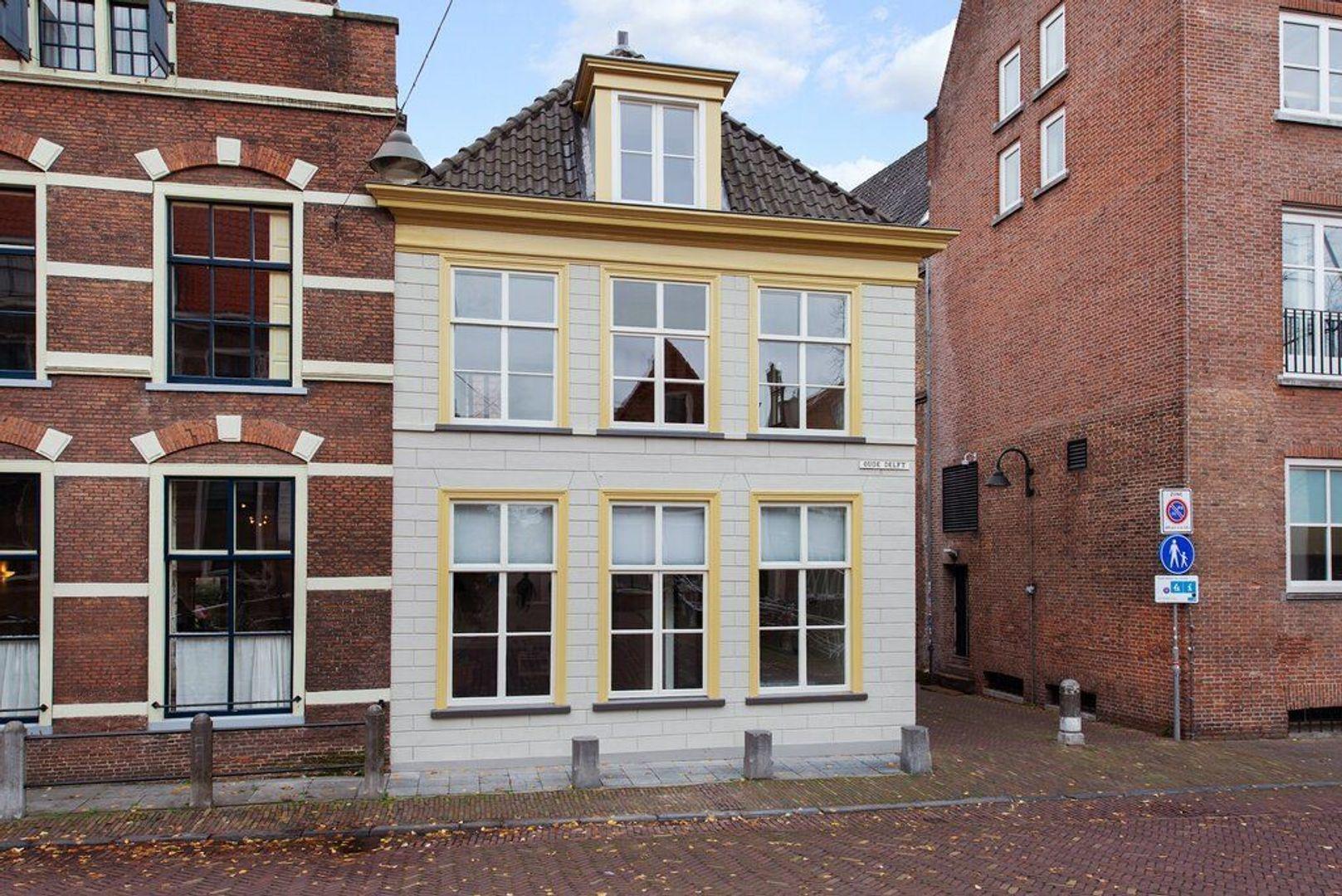 Barbarasteeg 7 B, Delft foto-24