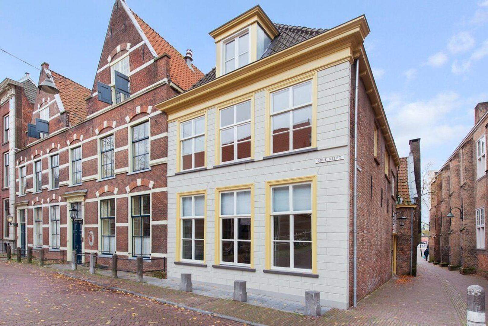 Barbarasteeg 7 B, Delft foto-1