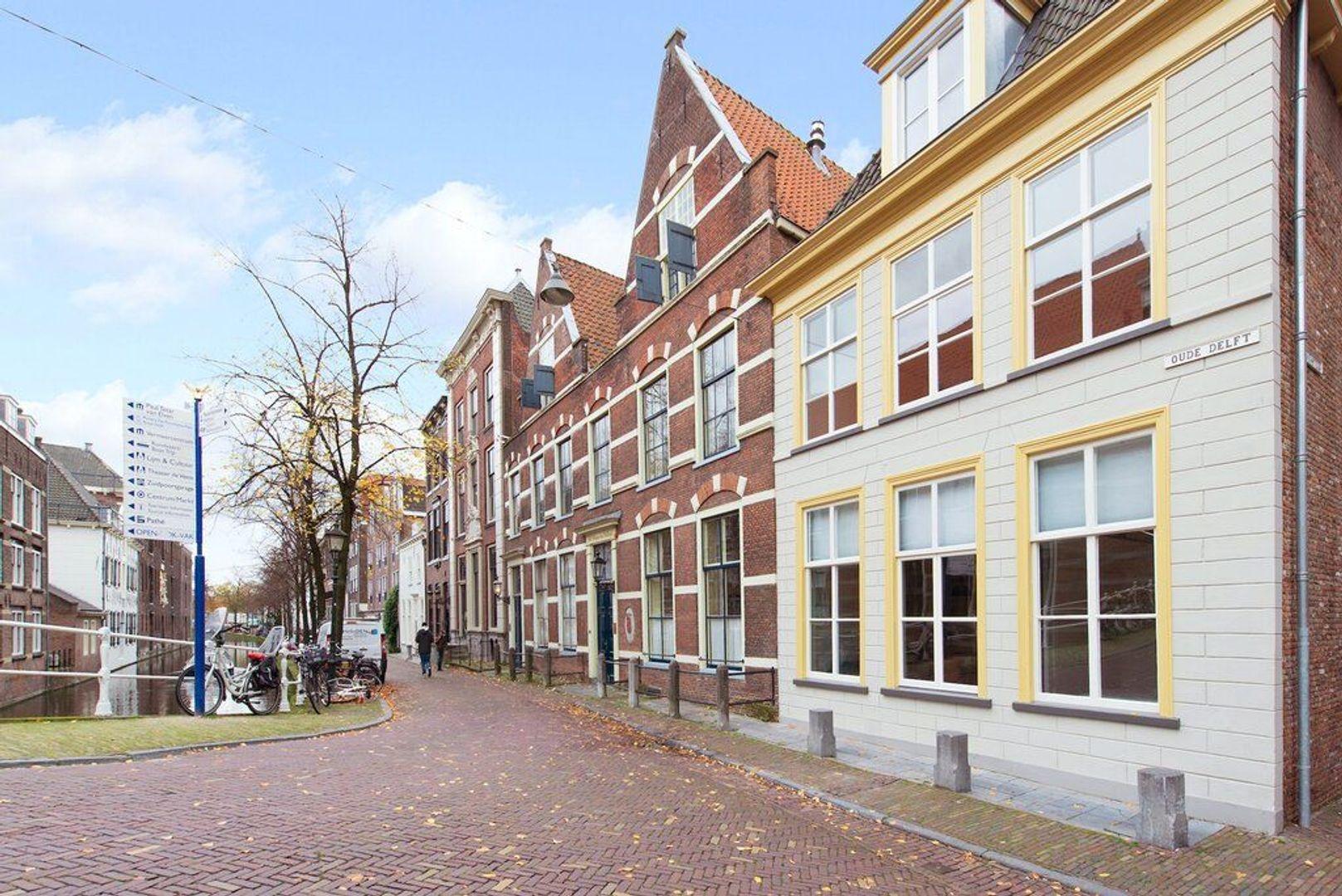 Barbarasteeg 7 B, Delft foto-5