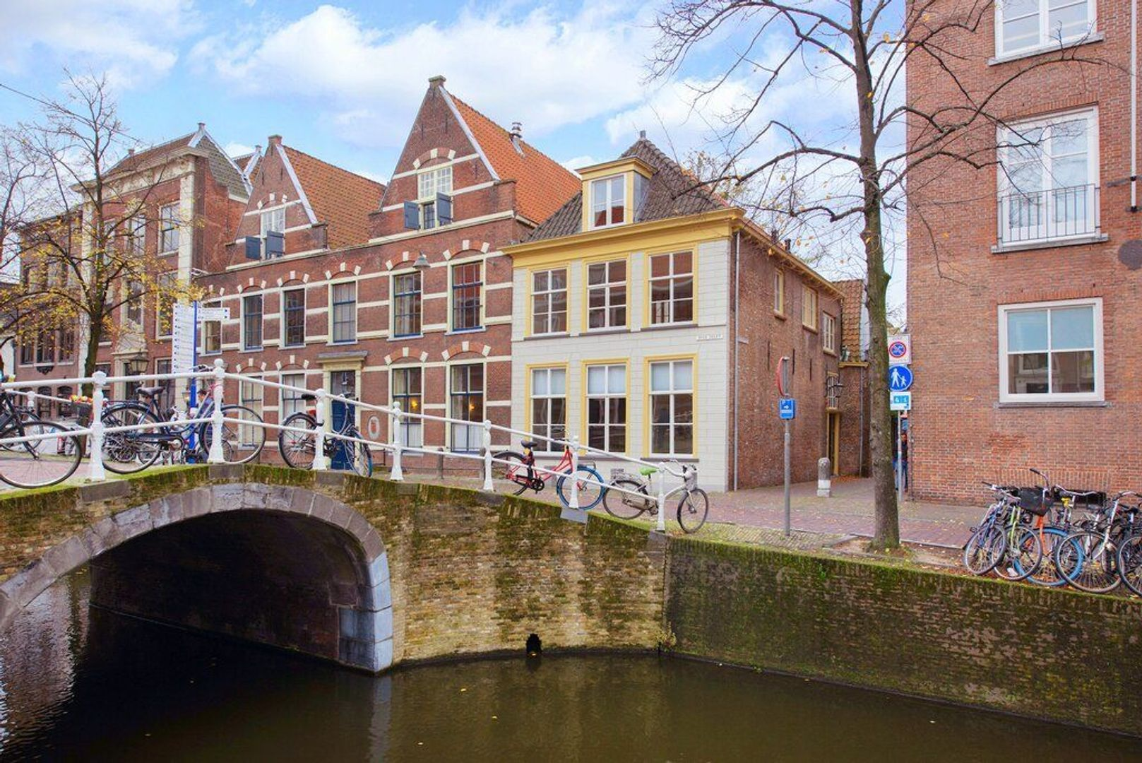 Barbarasteeg 7 B, Delft foto-0