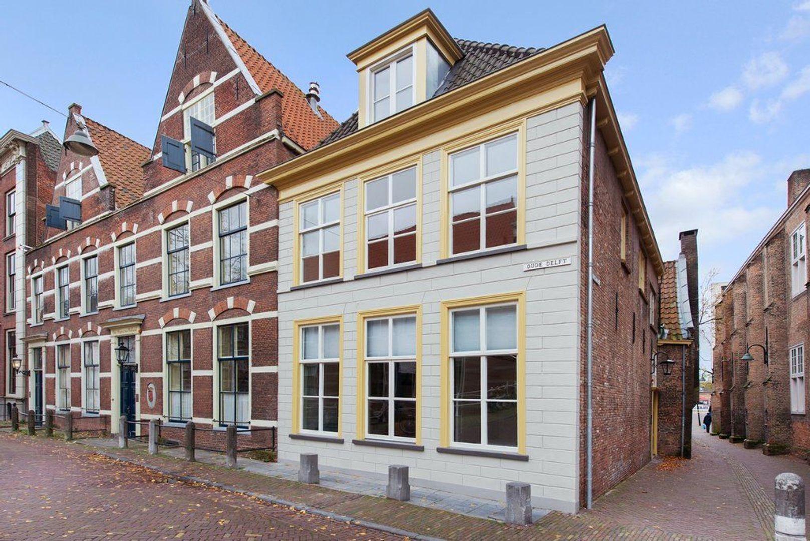 Barbarasteeg 7 C, Delft foto-0
