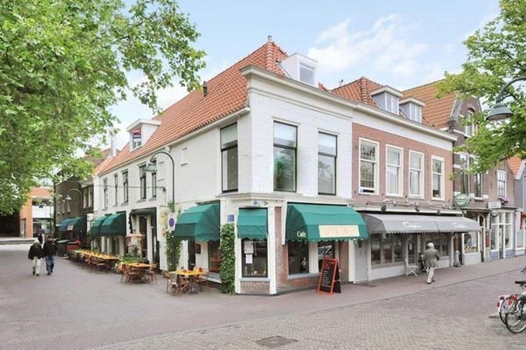 Doelenplein, Delft
