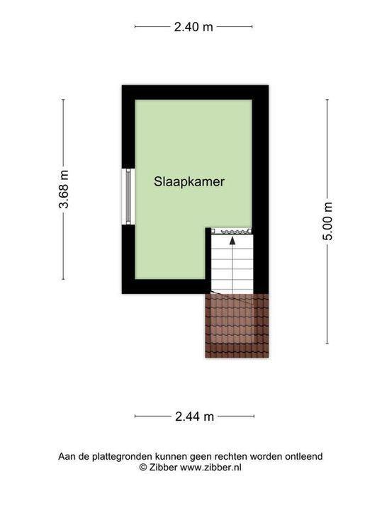 Piet Heinstraat 27, Delft plattegrond-4