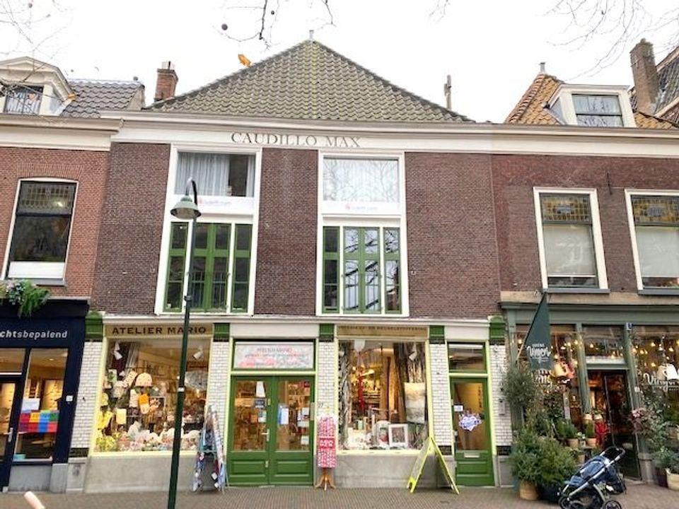 Burgwal, Delft