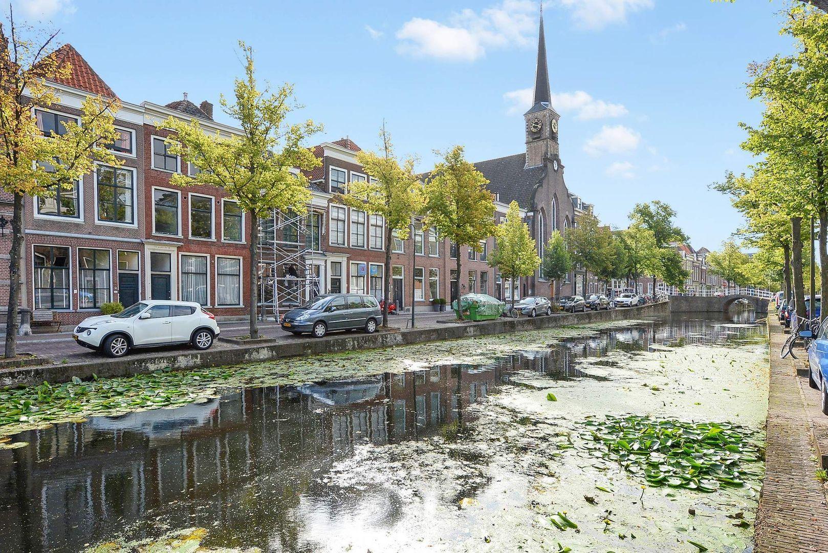 Noordeinde 23, Delft foto-1