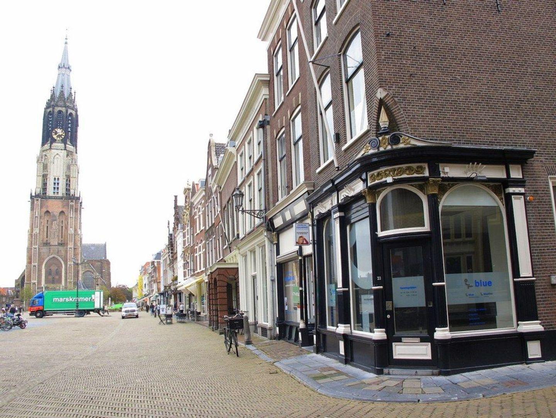 Markt 25 A III, Delft foto-2