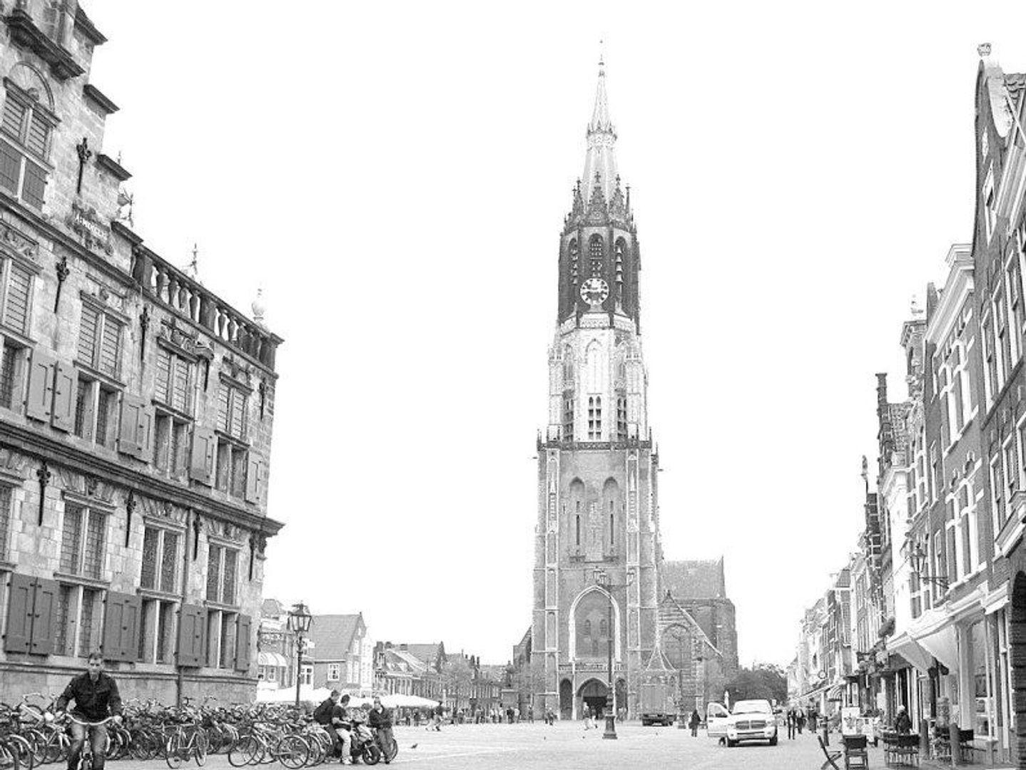 Markt 25 A III, Delft foto-19
