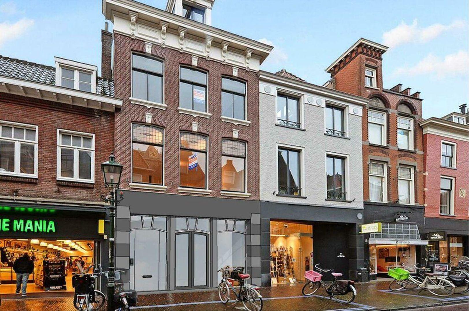 Oude Langendijk 10 B, Delft foto-0