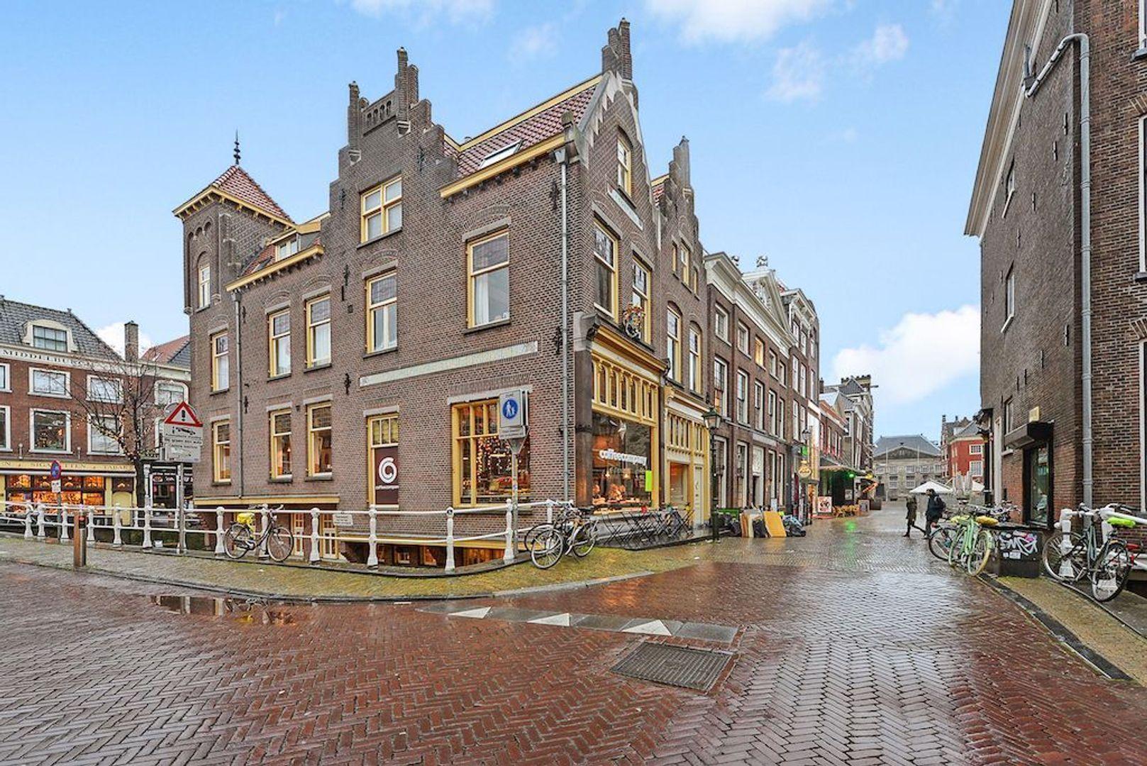 Oude Langendijk 10 B, Delft foto-16