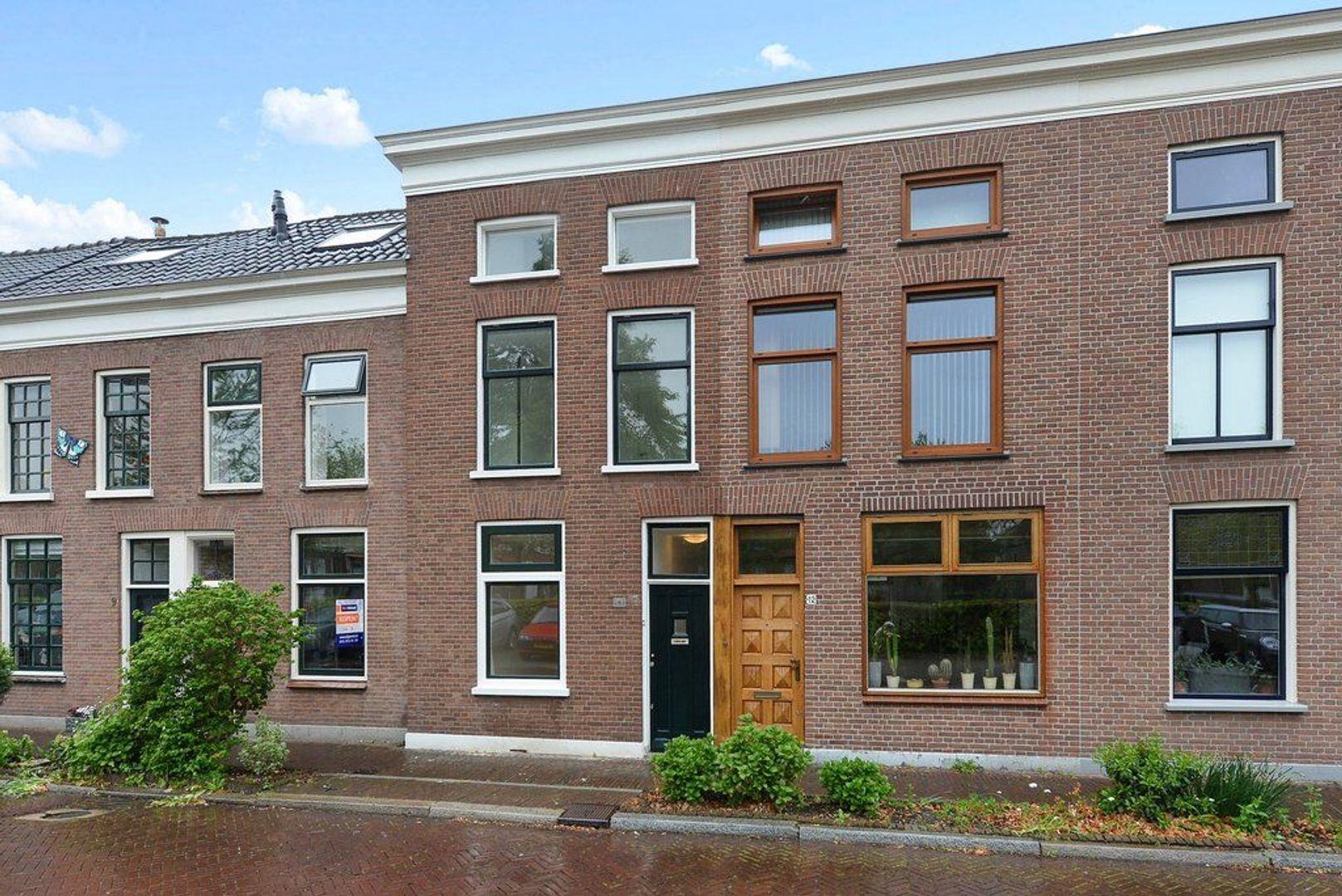 Oostplantsoen 11, Delft foto-0