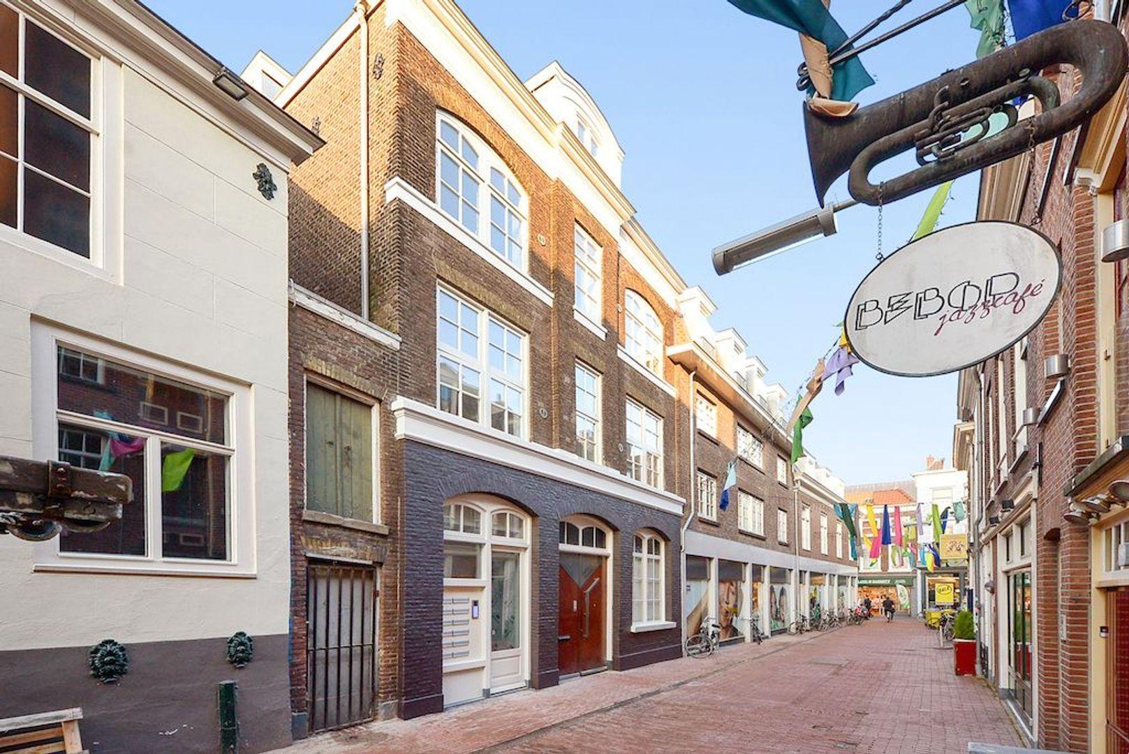 Kromstraat 28 J, Delft foto-0